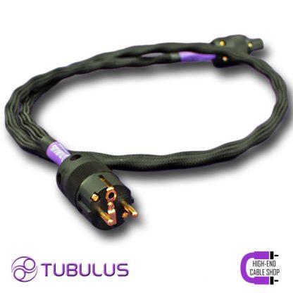 3 HCS power cable V3 tubulus argentus high end solid core copper schuko gold plated netkabel stroomkabel stekker hifi
