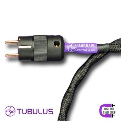 4 HCS power cable V3 tubulus argentus high end solid core copper schuko gold plated netkabel stroomkabel stekker hifi