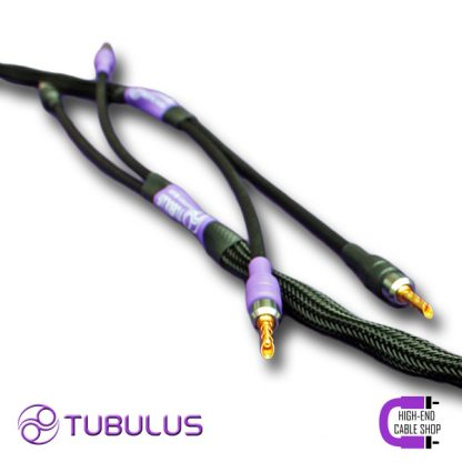 5 Tubulus Argentus luidsprekerkabel V2 spade banaan vork zilver lucht isolatie hoge kwaliteit speaker kabels beste High end Cable Shop Tubulus Argentus Speaker Cable V2