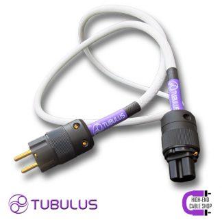1 HCS power cable tubulus libentus high end solid core copper schuko gold plated netkabel stroomkabel stekker hifi