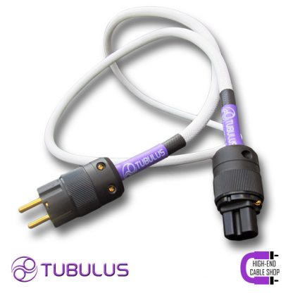 1 HCS power cable tubulus libentus high end solid core copper schuko gold plated netkabel stroomkabel stekker hifi