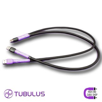 5 High end Cable Shop Tubulus Argentus usb kabel dual head V3