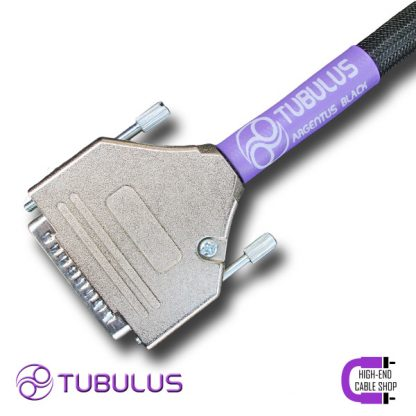 HCS Tubulus Argentus DB-25 cable Pass Labs XP-20 XP-30 XP-25 phono power DB25 XP20 XP30 XP25 XP line series high end audio preamp
