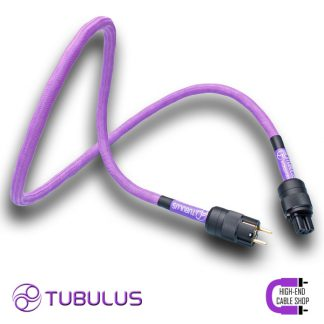 1 High End Cable Shop TUBULUS Concentus power cable netkabel stroomkabel met skin effect filtering schuko eu plug