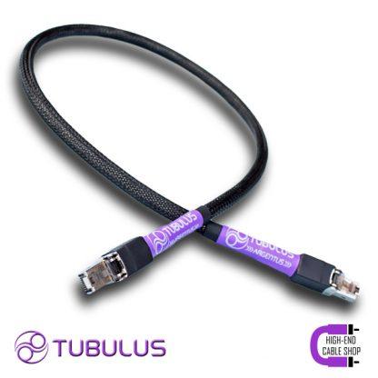 4 High end cable shop Tubulus Argentus i2s kabel rj45 cat7 ethernet netwerk kabel zilver hifi lengte