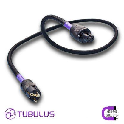 1 Tubulus Argentus power cable V3 high end cable shop netkabel skin effect filtering hifi schuko stroomkabel