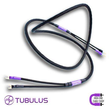 1 Tubulus Argentus speaker cable V3 high end cable shop luidsprekerkabel silver hifi