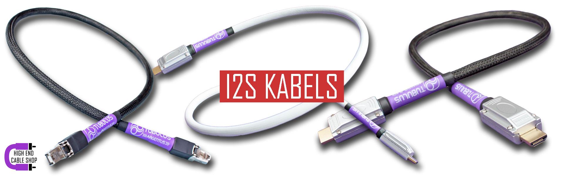 High end cable shop slide i2s kabels